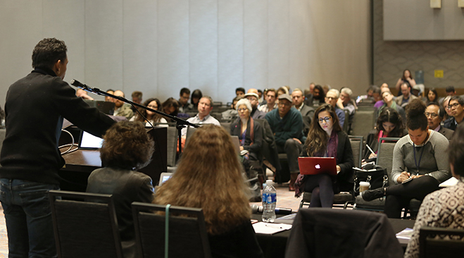 Photo from the Denver Annual Meeting