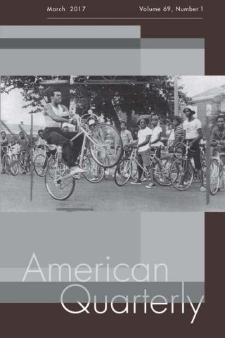 American Quarterly 69.1 front cover